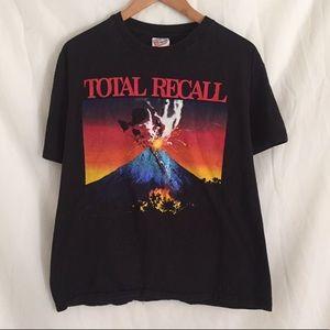 Total recall tour shirt 1993!